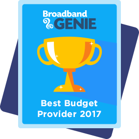 Broadband Genie - Best Budget ISP